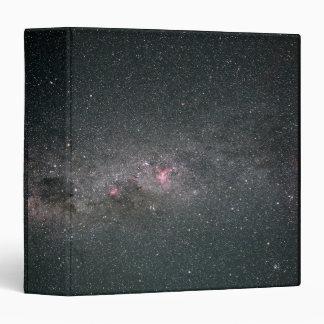 Milky Way 2 3 Ring Binder