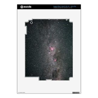 Milky Way 2 iPad 3 Decals