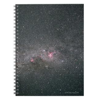 Milky Way 2 Notebook