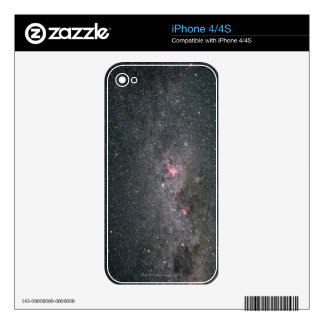 Milky Way 2 Skin For iPhone 4