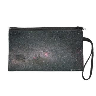 Milky Way 2 Wristlet Purse
