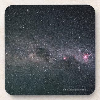 Milky Way 3 Beverage Coasters