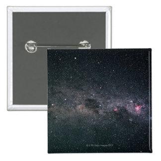 Milky Way 3 Pinback Button