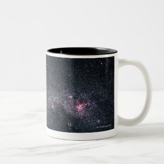 Milky Way 3 Two-Tone Coffee Mug