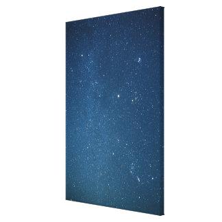 Milky Way 4 Canvas Print