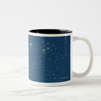 Milky Way 4 Two-Tone Coffee Mug