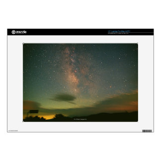 """Milky Way 6 Decal For 15"""" Laptop"""