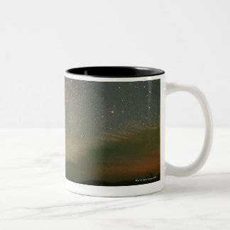 Milky Way 6 Two-Tone Coffee Mug