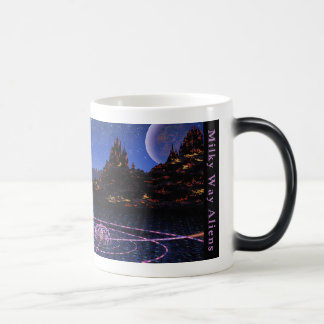 Milky Way Aliens Mug