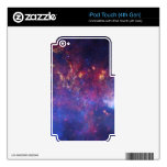 MILKY WAY CENTER iPod TOUCH 4G SKINS