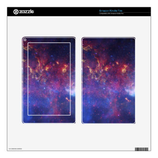 MILKY WAY CENTER SKINS FOR KINDLE FIRE