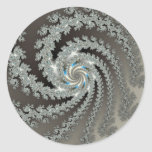 Milky Way Classic Round Sticker