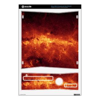 MILKY WAY CLOUDS.jpg Skin For Xbox 360 S