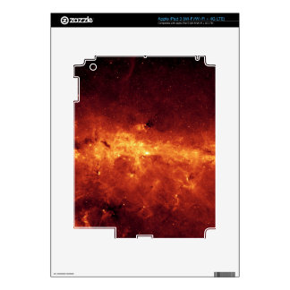 MILKY WAY CLOUDS SKIN FOR iPad 3