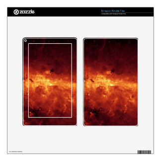 MILKY WAY CLOUDS SKIN FOR KINDLE FIRE