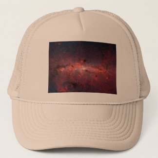 Milky Way Galactic Center, Stars, Clouds, Clusters Trucker Hat