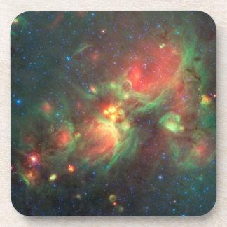 Milky Way Galaxy Beverage Coaster