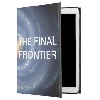"""Milky Way Galaxy Final Frontier NASA iPad Pro 12.9"""" Case"""