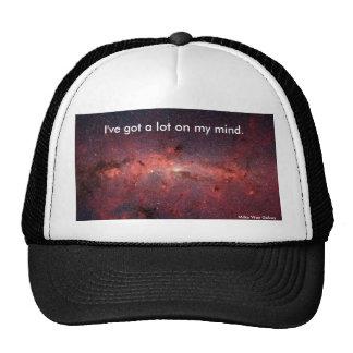 Milky Way Galaxy Hat