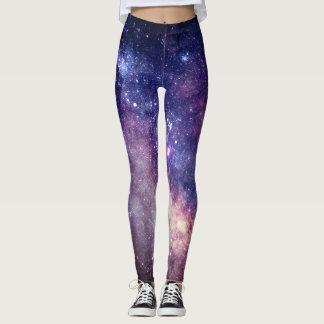 Milky Way Galaxy Leggings