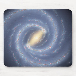 Milky Way Galaxy Mousepad