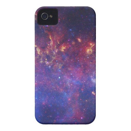 Milky Way Galaxy - Our Beautiful Neighborhood Case-Mate iPhone 4 Case