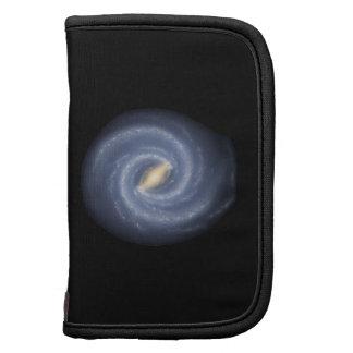 Milky Way Galaxy Folio Planner