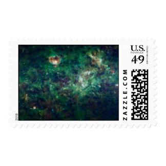Milky Way Galaxy- Postage