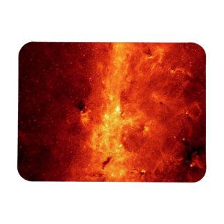 Milky Way in Infrared Magnet