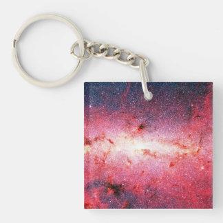 Milky Way Key Chain