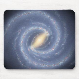 Milky Way Mousepad