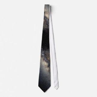 Milky Way Neck Tie