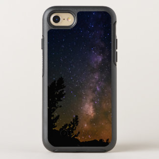 Milky Way night sky, California OtterBox Symmetry iPhone 7 Case