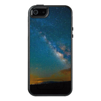 Milky Way over Taos, New Mexico OtterBox iPhone 5/5s/SE Case