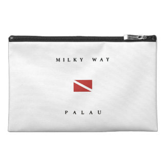 Milky Way Palau Scuba Dive Flag Travel Accessory Bag