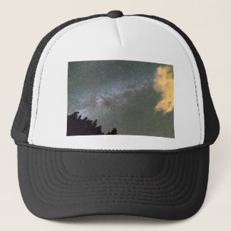 Milky Way Perseid Meteor Shower Trucker Hat
