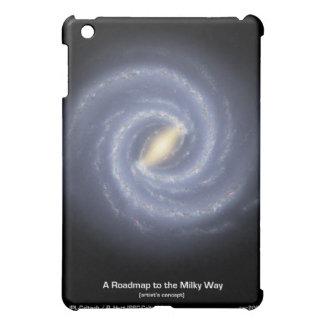Milky way road map NASA iPad Mini Case