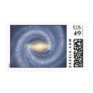 Milky Way Stamp