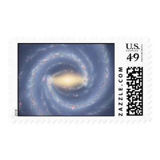 Milky Way Stamp