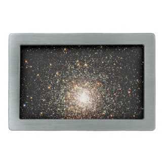 Milky Way Star Cluster Belt Buckle