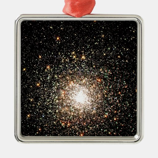 Milky Way Star Cluster Christmas Ornament