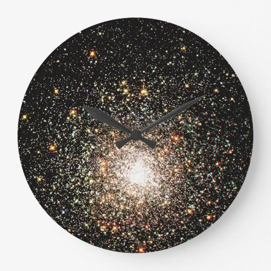 Milky Way Star Cluster Large Clock
