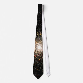 Milky Way Star Cluster Neck Tie