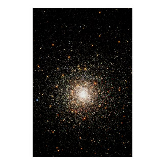 Milky Way Star Cluster Print
