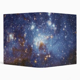 Milky Way Star Formation Stellar Nursery LH 95 3 Ring Binder