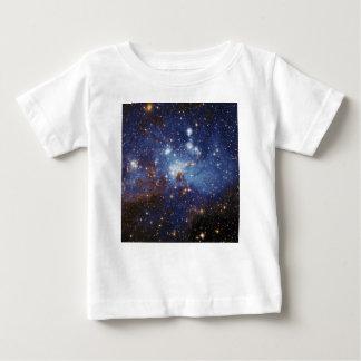 Milky Way Star Formation Stellar Nursery LH 95 Baby T-Shirt
