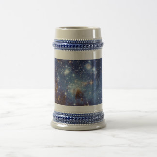Milky Way Star Formation Stellar Nursery LH 95 Beer Stein