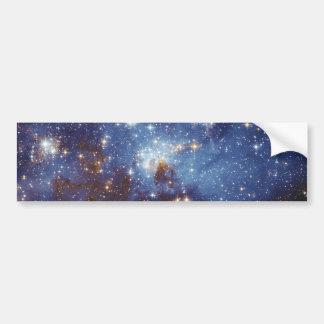 Milky Way Star Formation Stellar Nursery LH 95 Bumper Sticker