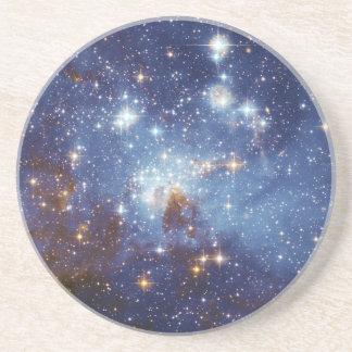 Milky Way Star Formation Stellar Nursery LH 95 Drink Coaster