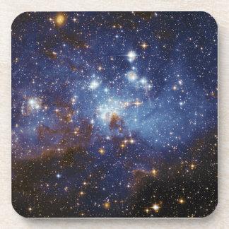 Milky Way Star Formation Stellar Nursery LH 95 Coaster